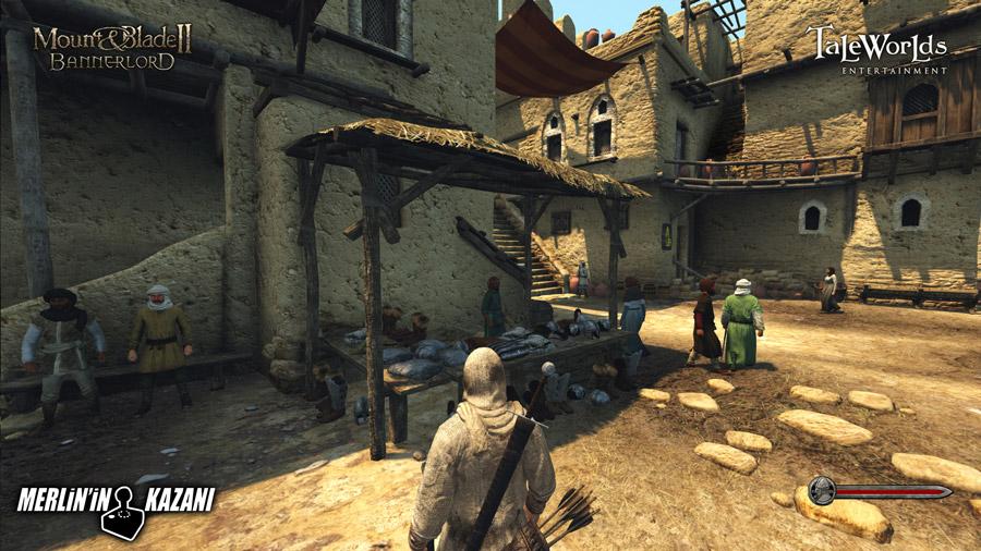 скачать игру Mount Blade 2 - фото 5