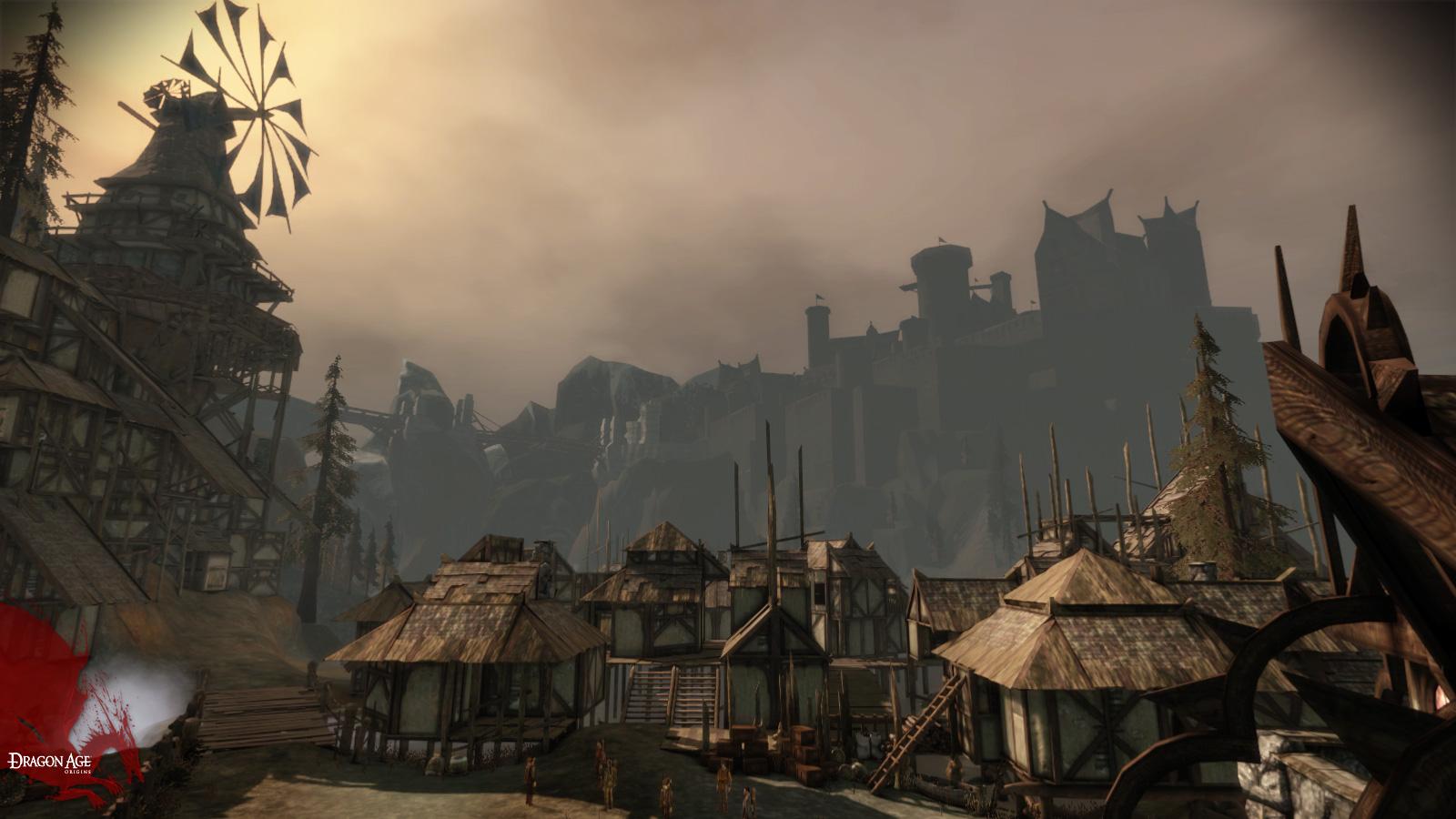 Галерея - Dragon Age:Origins - RPG Area - игры, новости, обзоры