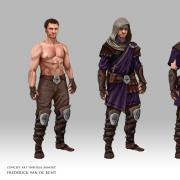 TES: Renewal Project: skywind_frederickvandebunt_imperial_armors_02.jpg