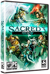 Sacred 3 � ����� RPG Area