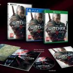 Стандартное издание The Witcher 3: Wild Hunt